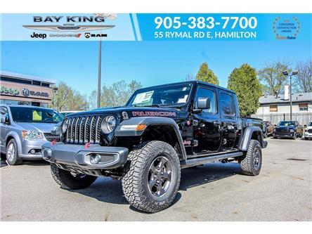 2020 Jeep Gladiator Rubicon (Stk: 207573) in Hamilton - Image 1 of 27