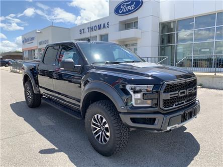 2020 Ford F-150 Raptor (Stk: T0388) in St. Thomas - Image 1 of 29