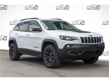 2020 Jeep Cherokee Trailhawk (Stk: 33568) in Barrie - Image 1 of 30
