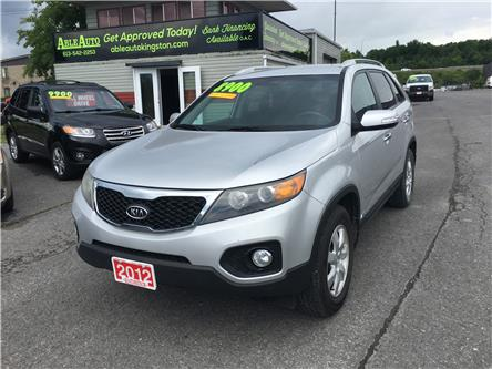 2012 Kia Sorento LX V6 (Stk: 2692) in Kingston - Image 1 of 12