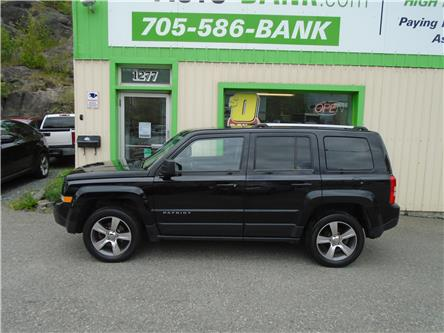 2016 Jeep Patriot Sport/North (Stk: ) in Sudbury - Image 1 of 6