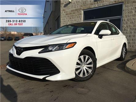 2020 Toyota Camry LE VALUE MODEL (Stk: 46053) in Brampton - Image 1 of 26