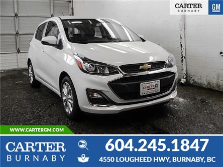 2020 Chevrolet Spark 1LT CVT (Stk: 40-98420) in Burnaby - Image 1 of 12