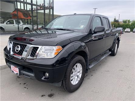2018 Nissan Frontier SV (Stk: T19363A) in Kamloops - Image 1 of 22