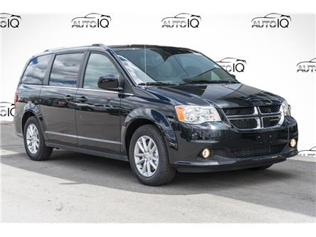 2020 Dodge Grand Caravan Premium Plus (Stk: 43655) in Innisfil - Image 1 of 28