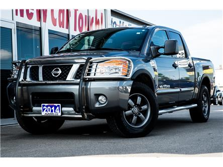 2014 Nissan Titan  (Stk: 20483) in Chatham - Image 1 of 23