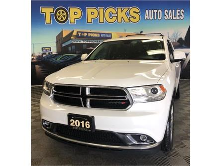 2016 Dodge Durango Limited (Stk: 375300) in NORTH BAY - Image 1 of 27