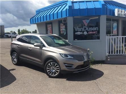 2018 Lincoln MKC AWD Reserve (Stk: 200345A) in Ajax - Image 1 of 27