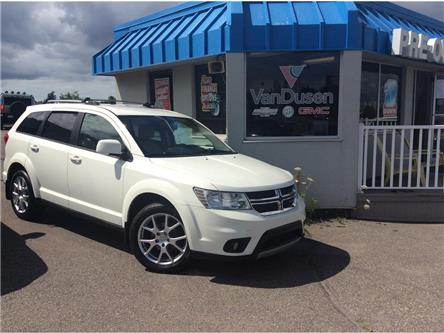 2012 Dodge Journey FWD 4dr SXT (Stk: B7712A) in Ajax - Image 1 of 24