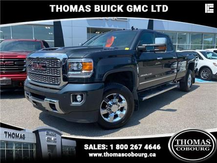2018 GMC Sierra 3500HD Denali (Stk: UT94743) in Cobourg - Image 1 of 23