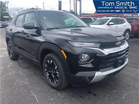 2021 Chevrolet TrailBlazer LT (Stk: 210001) in Midland - Image 1 of 9