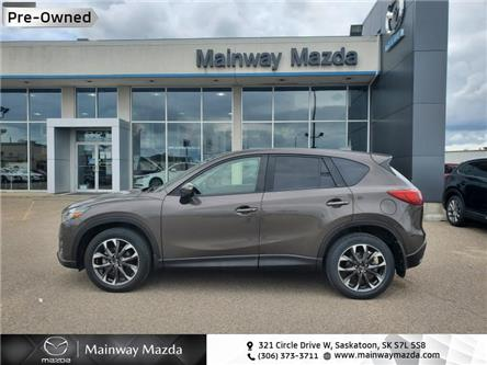 2016 Mazda CX-5 GT (Stk: M20140A) in Saskatoon - Image 1 of 26