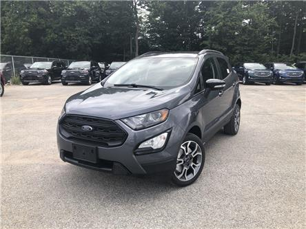 2020 Ford EcoSport SES (Stk: ET20597) in Barrie - Image 1 of 18