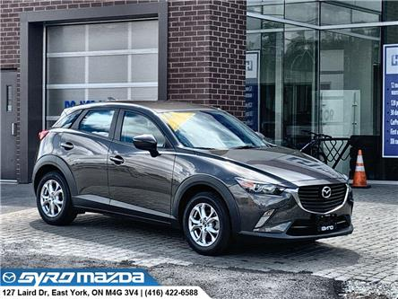 2018 Mazda CX-3 GS (Stk: 29525A) in East York - Image 1 of 28