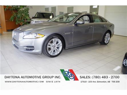 2013 Jaguar XJ XJ (Stk: 5159) in Edmonton - Image 1 of 21