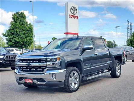 2018 Chevrolet Silverado 1500  (Stk: 20552A) in Bowmanville - Image 1 of 12