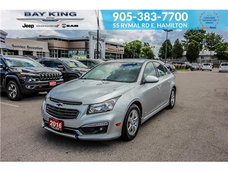 2016 Chevrolet Cruze Limited 1LT (Stk: 6843RC) in Hamilton - Image 1 of 22