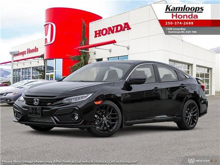 2020 Honda Civic Si Base (Stk: N14973) in Kamloops - Image 1 of 23