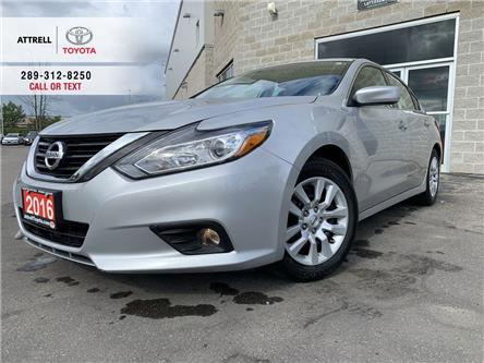 2016 Nissan Altima 2.5 PUSH BUTTON START, POWER GROUP, CRUISE, ABS, A (Stk: 9141) in Brampton - Image 1 of 22