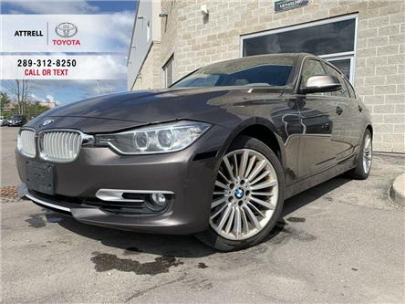2013 BMW 3 Series 328I XDRIVE LEATHER, NAVI, SUNROOF, ALLOYS, FOG LA (Stk: 47510A) in Brampton - Image 1 of 24