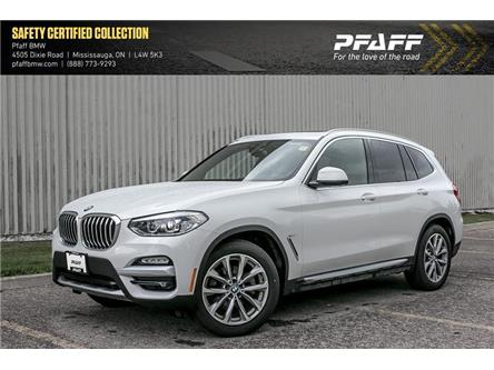 2019 BMW X3 xDrive30i (Stk: U6034) in Mississauga - Image 1 of 22