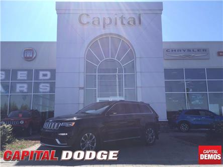 2020 Jeep Grand Cherokee Summit (Stk: L00059) in Kanata - Image 1 of 27