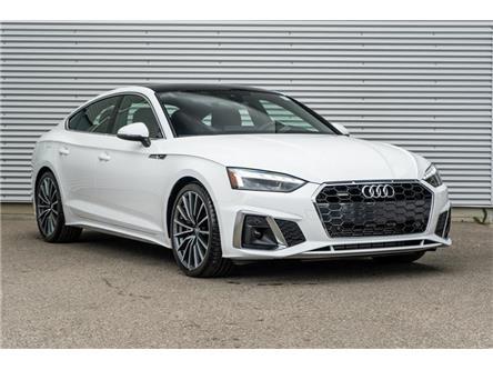 2020 Audi A5 2.0T Progressiv (Stk: N5609) in Calgary - Image 1 of 19
