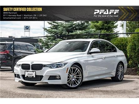 2016 BMW 328i xDrive (Stk: U13999) in Markham - Image 1 of 21