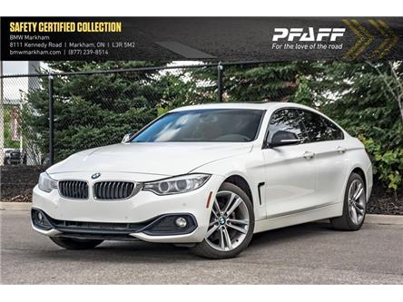 2017 BMW 430i xDrive Gran Coupe (Stk: D13091) in Markham - Image 1 of 22