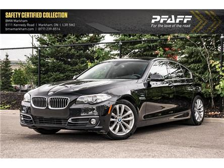 2016 BMW 528i xDrive (Stk: D13138) in Markham - Image 1 of 22
