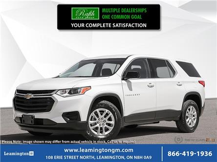 2020 Chevrolet Traverse LS (Stk: 20-450) in Leamington - Image 1 of 23