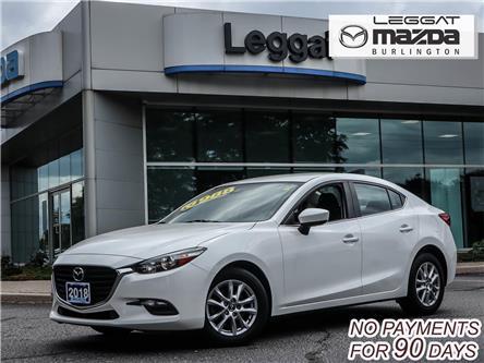 2018 Mazda Mazda3 GS (Stk: 2260LT) in Burlington - Image 1 of 23