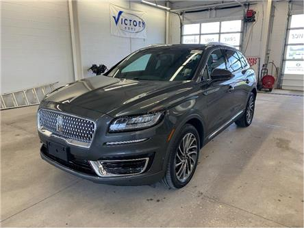 2019 Lincoln Nautilus Reserve (Stk: V10412CAP) in Chatham - Image 1 of 25