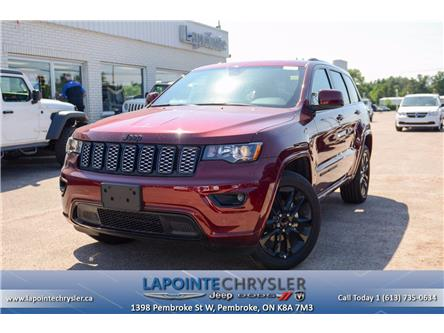2020 Jeep Grand Cherokee Laredo (Stk: 20050) in Pembroke - Image 1 of 27