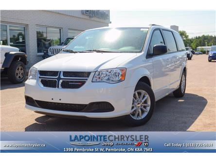 2020 Dodge Grand Caravan SE (Stk: 20108) in Pembroke - Image 1 of 25