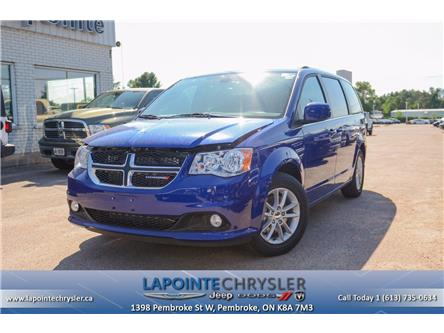 2020 Dodge Grand Caravan Premium Plus (Stk: 20116) in Pembroke - Image 1 of 25