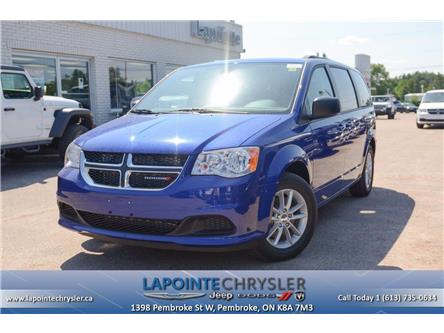 2020 Dodge Grand Caravan SE (Stk: 20109) in Pembroke - Image 1 of 26