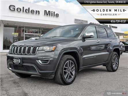 2019 Jeep Grand Cherokee Limited (Stk: P5071) in North York - Image 1 of 25