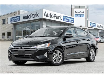 2019 Hyundai Elantra Preferred (Stk: APR8092A) in Mississauga - Image 1 of 20