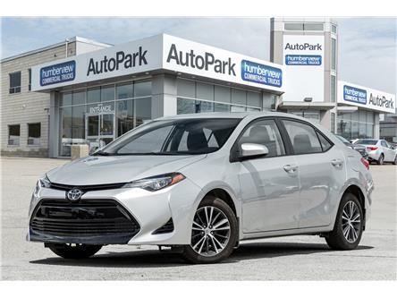 2018 Toyota Corolla LE (Stk: APR7413) in Mississauga - Image 1 of 19