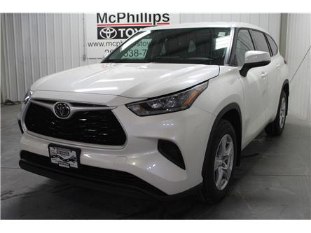 2020 Toyota Highlander LE (Stk: S028114) in Winnipeg - Image 1 of 24