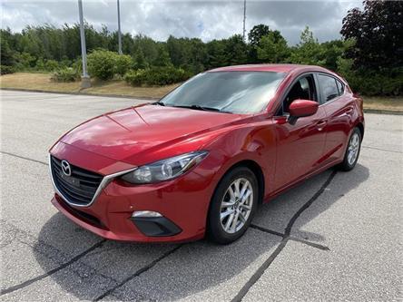 2015 Mazda Mazda3 Sport GS (Stk: P1632-3) in Barrie - Image 1 of 11