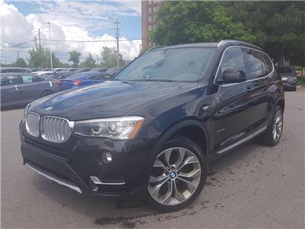 2017 BMW X3 xDrive28i (Stk: P9476) in Gloucester - Image 1 of 12