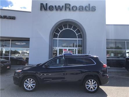 2016 Jeep Cherokee Limited (Stk: 24871T) in Newmarket - Image 1 of 12