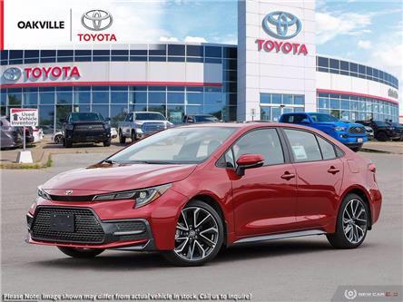 2020 Toyota Corolla XSE (Stk: 20367) in Oakville - Image 1 of 12