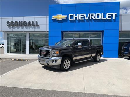 2018 GMC Sierra 2500HD SLT (Stk: 218745) in Fort MacLeod - Image 1 of 14