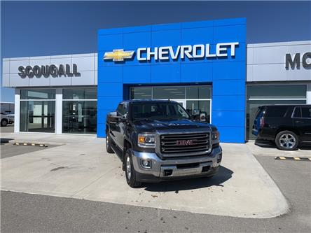 2016 GMC Sierra 2500HD SLT (Stk: 162310) in Fort MacLeod - Image 1 of 12