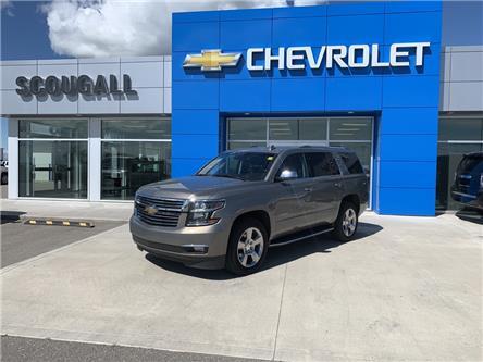2018 Chevrolet Tahoe Premier (Stk: 210054) in Fort MacLeod - Image 1 of 17