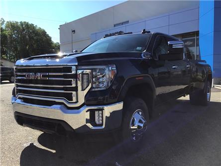 2020 GMC Sierra 3500HD SLT (Stk: 216185) in Brooks - Image 1 of 17