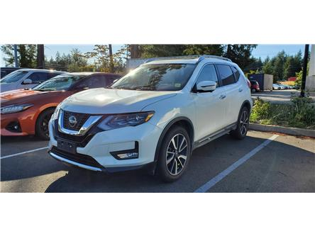2018 Nissan Rogue SL w/ProPILOT Assist (Stk: U0051) in Courtenay - Image 1 of 2